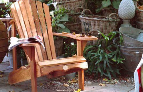 Home The Bear Chair