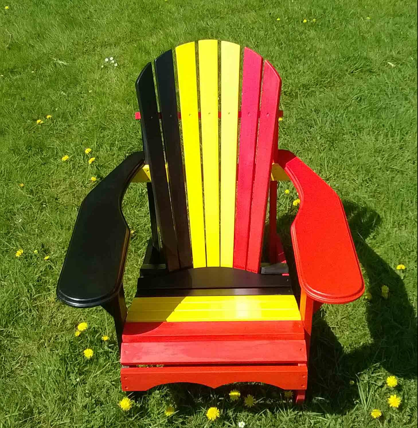 Gepersonaliseerde Bear Chair