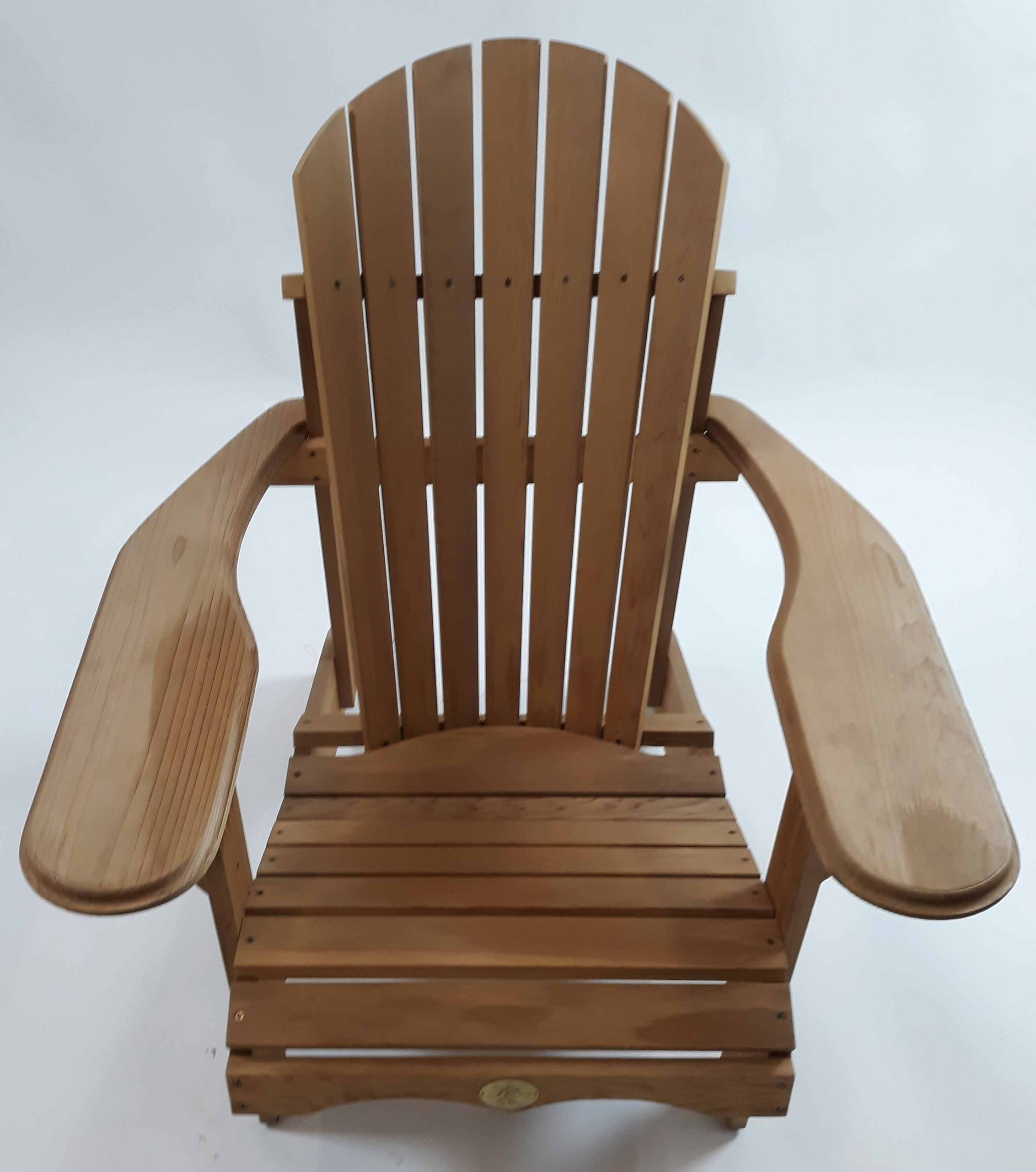 Red Cedar Bear Chair
