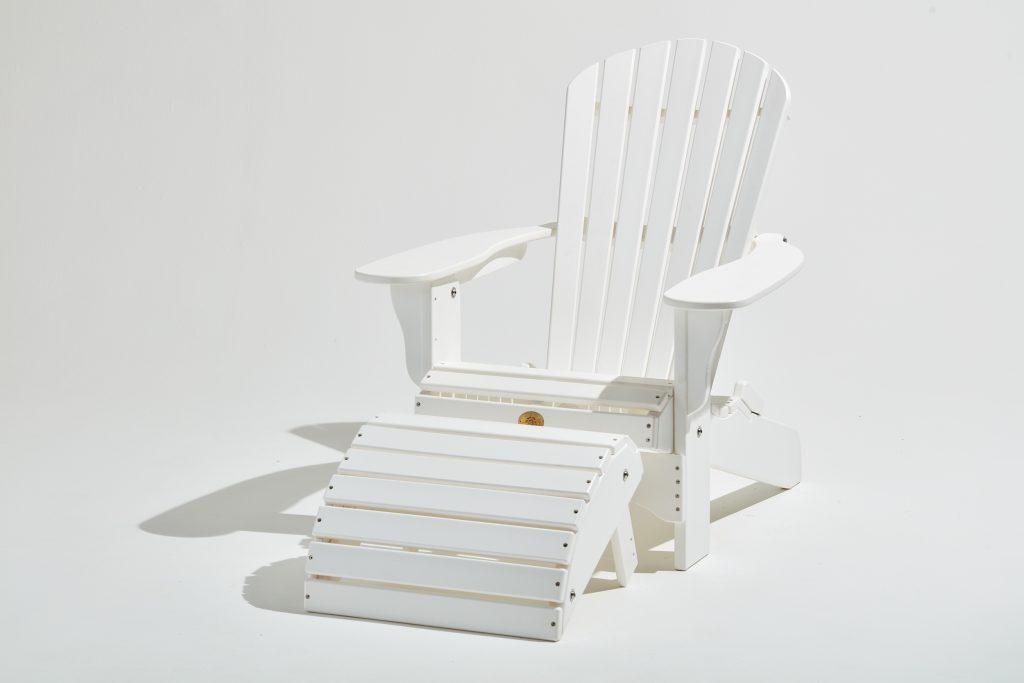 Royal Composite Bear Chair Blanc