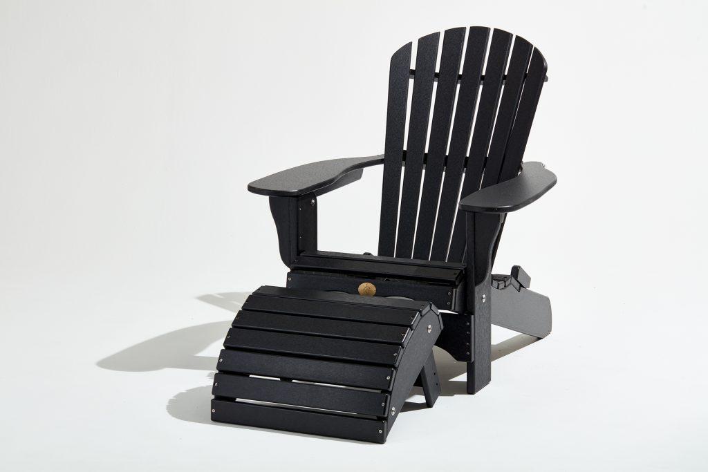 Royal Composite Bear Chair Noir